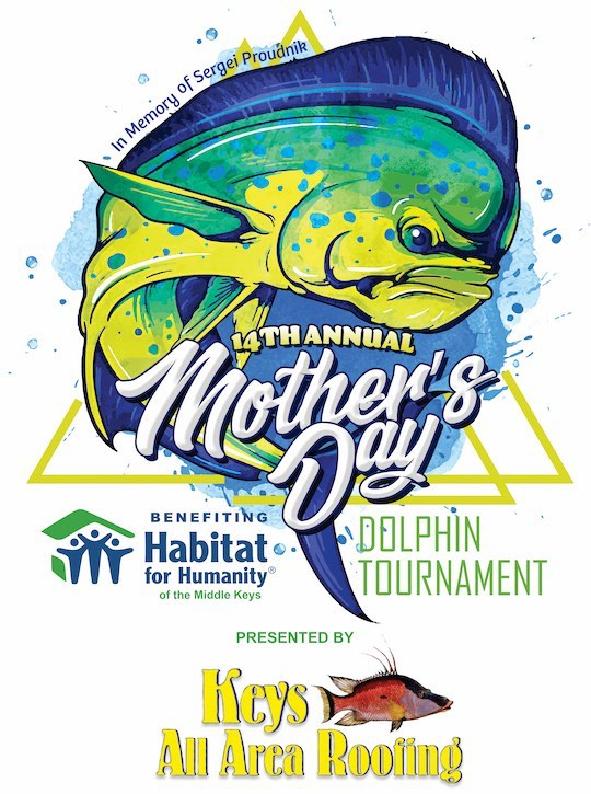 14th Annual Mother's Day Dolphin Tournament