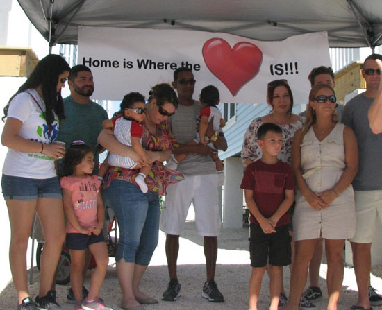 Home Dedication Ceremony