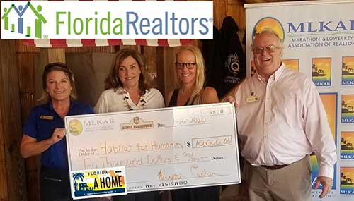 $10,000 Homeownership For All grant from Florida Realtors